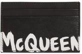 Alexander McQueen LEATHER CARD HOLDER W/LOGO