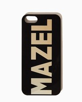 Charming charlie Mazel iPhone 4/4S, 5/5S Case