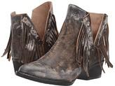 Corral Boots Q5089 (Black) Women's Boots