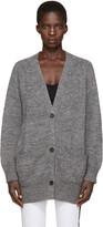 Etoile Isabel Marant Grey Gram Cardigan