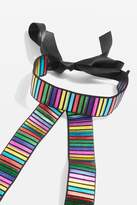 Topshop Feathered Rainbow Harness