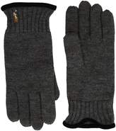 Polo Ralph Lauren Classic Lux Merino Gloves Wool Gloves