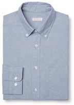 Merona Men's Button Down Oxford Shirt Blue