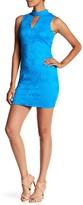 Amy Byer A. Byer Lace Bodycon Dress