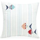 """Vera Bradley Go Fish 16"""" Square Decorative Pillow"""