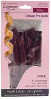 Hair Flair Curlformers Deluxe Range Top up Pack Spiral Curls for Long Hair