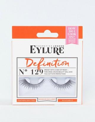 Eylure Definition 129 False Eyelashes