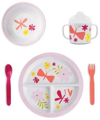 Kate Spade Baby Girl Melamine Dining Set