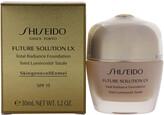 Shiseido 1.2Oz 3 Neutral Future Solution Lx Total Radiance Foundation Spf 15 -3 Neutral
