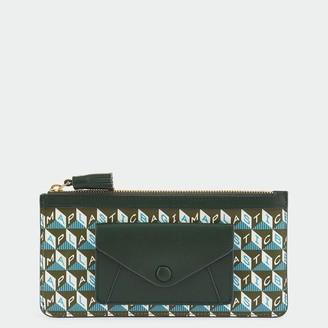 Anya Hindmarch I Am A Plastic Bag Envelope Slim Wallet