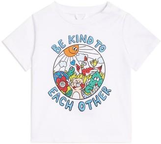 Stella McCartney Cotton Graphic T-Shirt