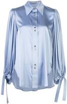 Ellery Monpi balloon-sleeve shirt