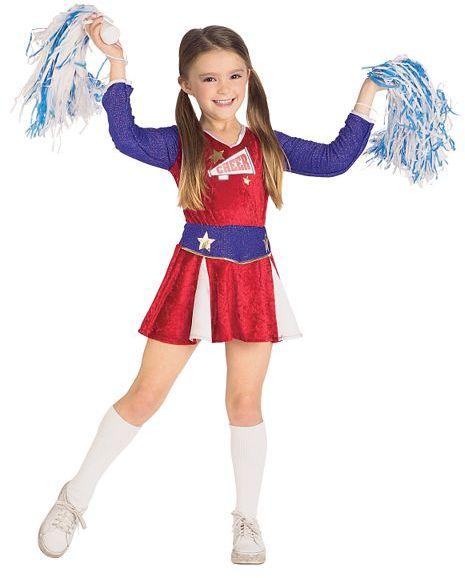 Rubie's® Cheerleader Costume