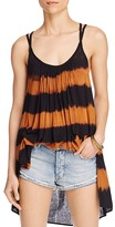 Free People Fly By Striped Tank