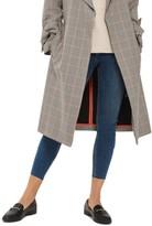 Topshop Petite Women's Jamie Raw Hem Crop Skinny Jeans