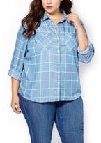 Penningtons d/c JEANS Long Sleeve Checkered Shirt