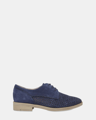 Easy Steps - Women's Navy Brogues & Loafers - Nero - Size One Size, 37 at The Iconic