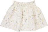 Marie Chantal GirlsPainted Flower Ra Ra Skirt