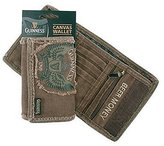 Guinness Canvas Wallet
