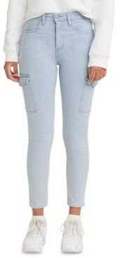 Levi's 721 Skinny Cargo Jeans
