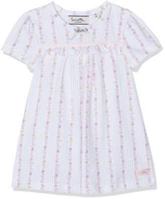 Sanetta Baby Girls' Fiftyseven Kleid T-Shirt