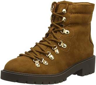 New Look Women's Dabble 2-IC SDT LACE DTL 41:4:S204 Ankle Boots,(37 EU)