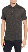 Theory Men's Linen Polo