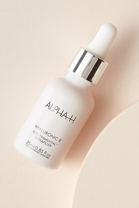 Alpha-h Hyaluronic 8 Super Serum with PrimalHyal Ultrafiller By in White