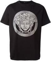 Versace Medusa watercolour T-shirt