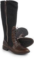 Woolrich Roadhouse Boots - Leather-Wool (For Women)