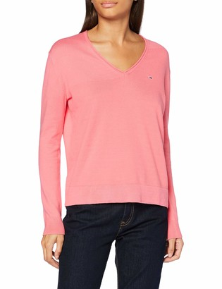 Tommy Jeans Women's TJW Soft Touch V-Neck Sweater