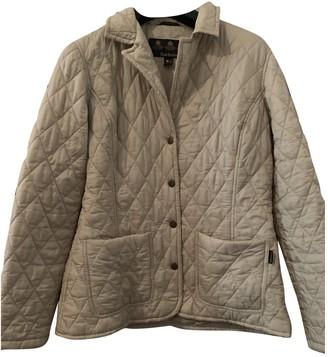 Barbour Beige Jacket for Women