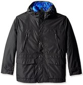 London Fog Men's Big Brookings Anorak 3 In 1 System Jacket