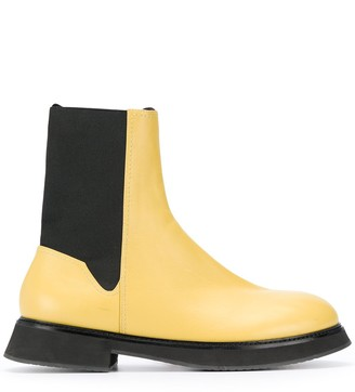 Nina Ricci Flat Chelsea Boots