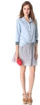 Patterson J. Kincaid Pjk Man Repeller x PJK Costanza Skirt