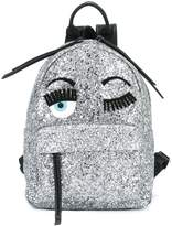 Chiara Ferragni 'Flirting' glitter backpack