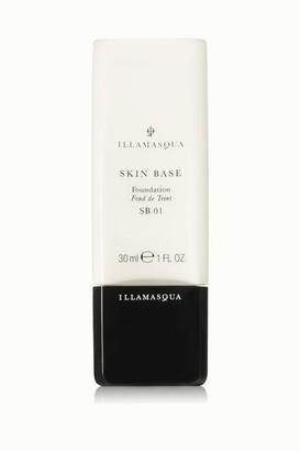 Illamasqua Skin Base Foundation - 1, 30ml