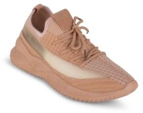 Danskin Women's Ecstatic Lace Up Patterned Sneakers Women's Shoes