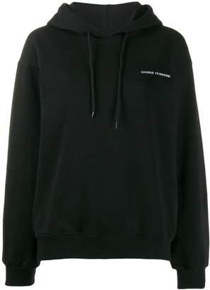 Chiara Ferragni logomania hoodie