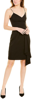 Milly Cindy Silk-Blend Sheath Dress