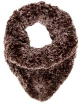 Glamour Puss Glamourpuss Fur Knit Snood w/ Tags