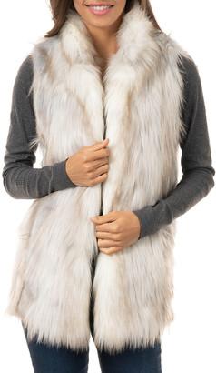 Fabulous Furs Limited Edition Faux-Fur Vest - Inclusive Sizing