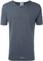 S.N.S. Herning Lemma striped T-shirt - men - Cotton/Polyester - S