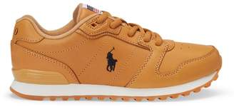 Polo SportRalph Lauren Classic Runner Leather Trainer
