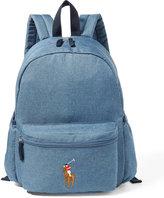 Ralph Lauren Chambray Backpack