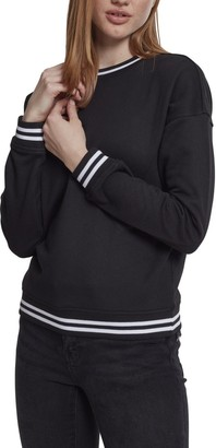 Urban Classics Women's College Sweat Crew Sweater