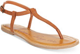 American Rag Krista T-Strap Flat Sandals, Only at Macy's Women's Shoes