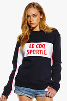 Le Coq Sportif Savigny Crew