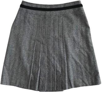 Max & Co. Black Wool Skirt for Women