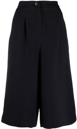 Societe Anonyme Chezosa cropped culottes